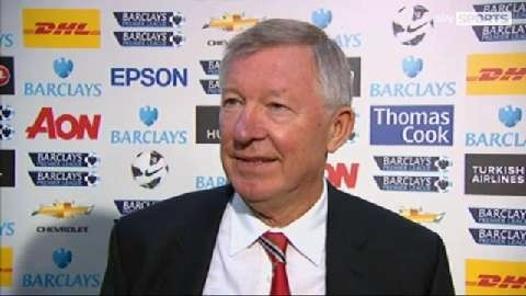 Sir Alex Ferguson praised Paul Scholes and hopes Nick Powell can fill his boots