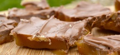 Homemade Toffee from Enid Blyton's St. Clare's Series