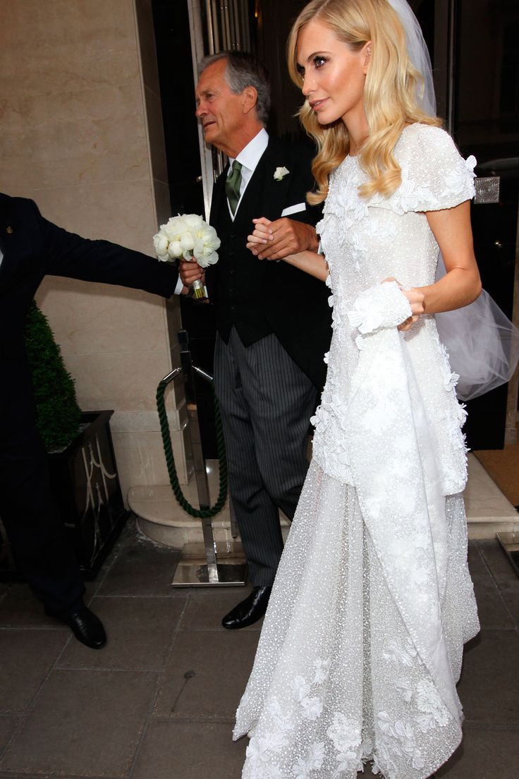 2019 Poppy Delevingne Wedding Dress - Plus Size Dresses for Wedding Guest Check more at http://svesty.com/poppy-delevingne-wedding-dress/