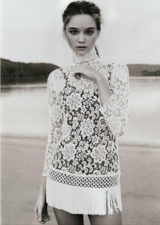 16 besten The White Dress Bilder auf Pinterest | Freizeitkleidung ...