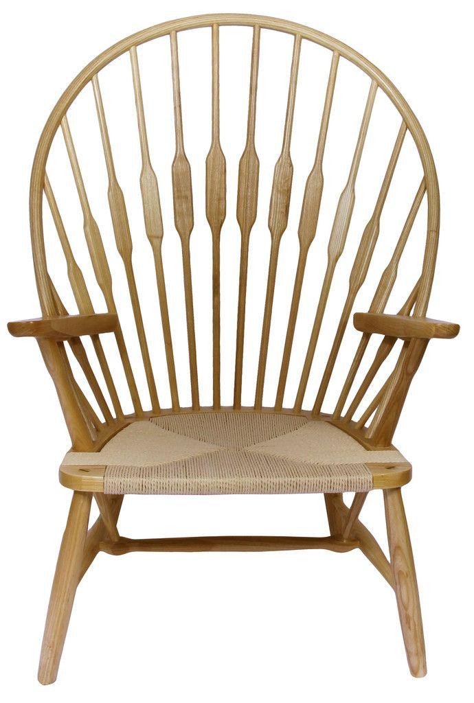 Natural Ash Chair