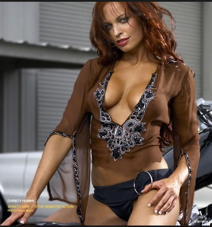Christy hemme hottest nude gallery