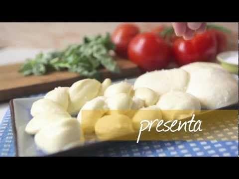 Cómo hacer queso mozzarella - YouTube