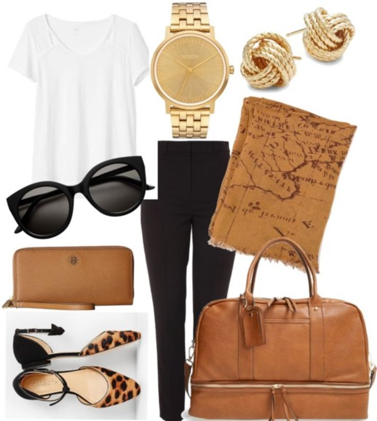 Airport travel outfit #ootdmeco #spring
