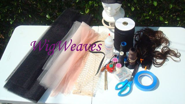 Ventilating Supplies For Lace Wig Making Wigmaking