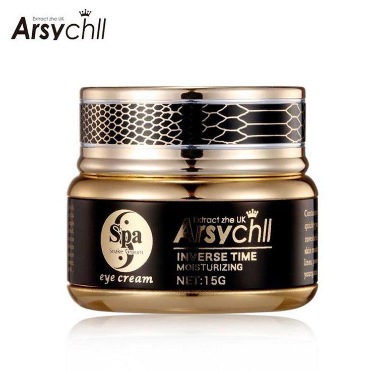 Anti-aging, Anti Wrinkle Snake Venom Eye Cream, Instantly Ageless Dark Circle removal, Anti-Puffiness, Smooth Wrinkles, Whitening Eye Care
