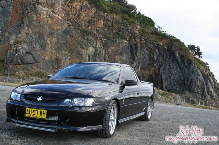 Holden Commodore SS VY Ute - photos, videos, specs, car listings, news & reviews | Gomotors.net