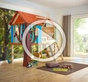 die besten 17 ideen zu holzh tte selber bauen auf. Black Bedroom Furniture Sets. Home Design Ideas