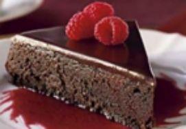 Triple Chocolate Torte