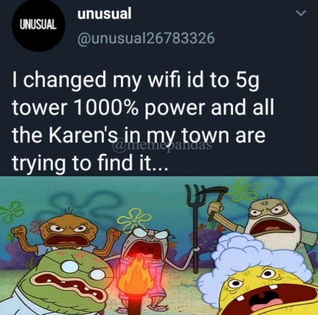 Karen Memes Karen Memes Silly Memes Funny Spongebob Memes