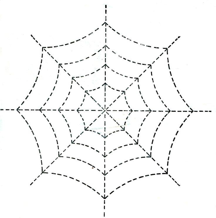 Schoolwiz - Hoe maak je een spinnenweb