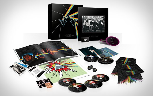 The Dark Side Of The Moon Immersion Box Set