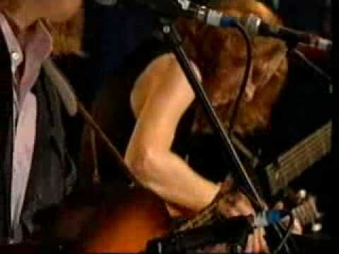 I'll Fly Away ~ Gillian Welch. This song will always remind me of my Dad and his love of playing/singing country gospel music.