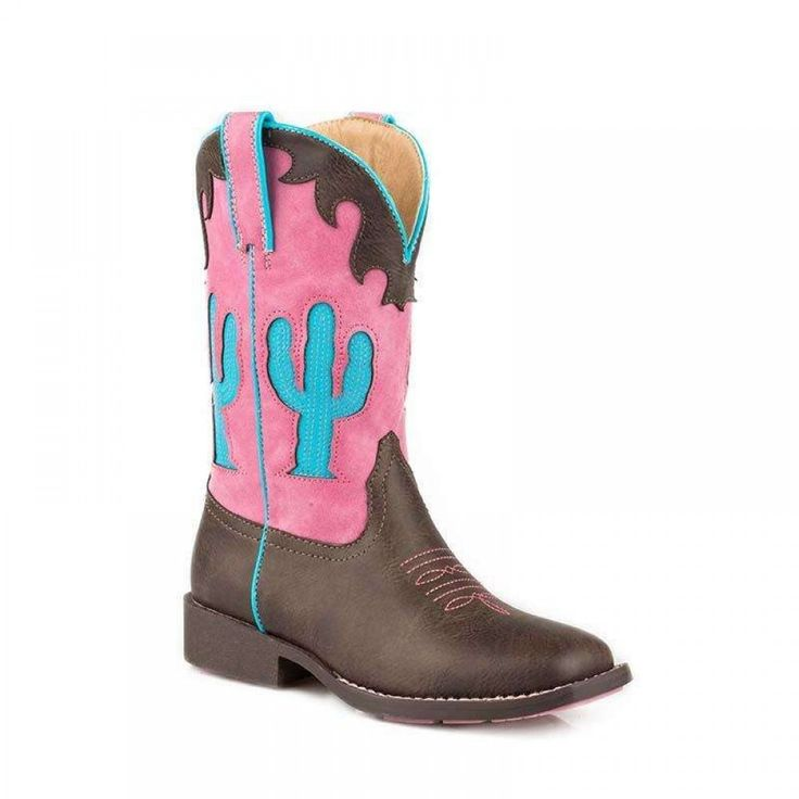 ROPER KIDS CACTUS BOOT Let your little one stride out in style! $79.95