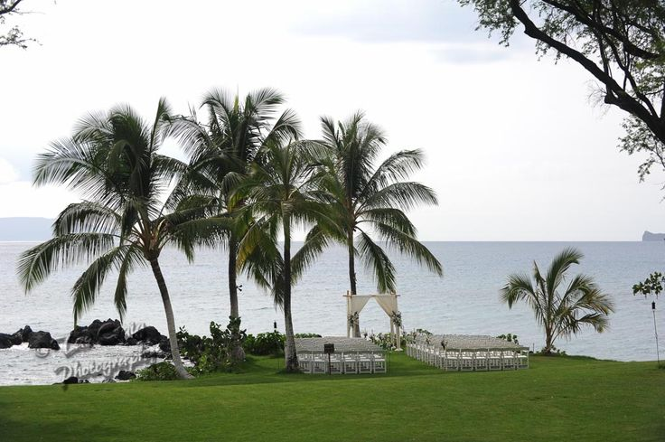 The Sugarmans Estate also called The Honua Kai Estate in Makena, Maui, Hawaii #weddingatthesugarmanestate