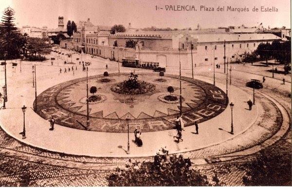 Plaza del marques de la estrella actual porta de la mar for Oficina objetos perdidos valencia