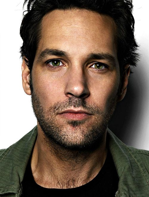 Paul Rudd---Actor---Clueless, Anchorman, Night at the Museum, Monsters vs. Aliens, Dinner for Schmucks, How do you Know----Funny, Attractive, Great Actor