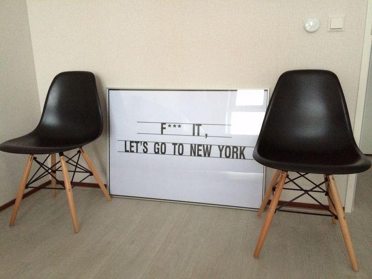 Eames lookalike stoelen  Paris kuipstoel van Kwantum 29,    Ideas @ home   Pinterest   Parijs en