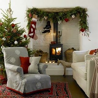 Country Style Chic: A Traditional Christmas
