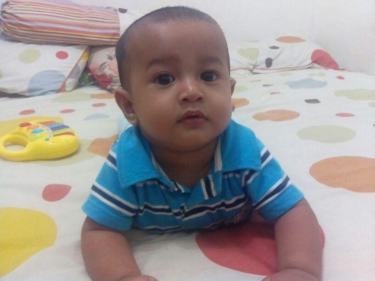 My son...