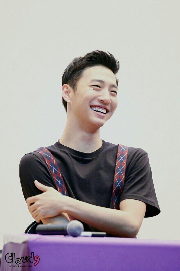 bap yongguk smile - photo #22