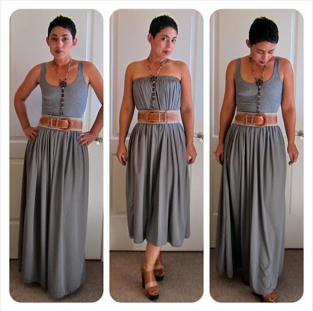 Summer DIY Maxi Dress & Skirt Tutorials