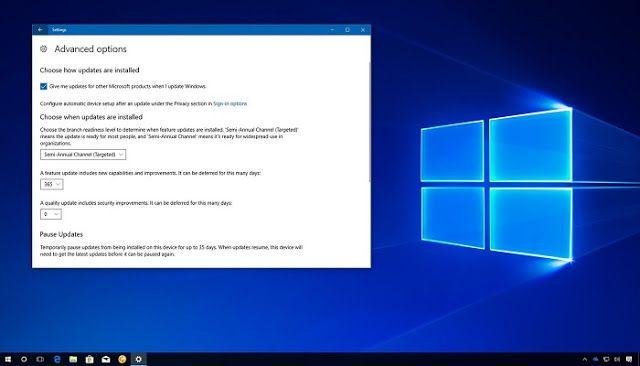حوحو كيف يمكنك إيقاف تحديثات الويندوز 10 الإجبارية والمزعجة ومنع تحميلها في جهاز حاسوبك بدون إذنك Windows 10 Windows Microsoft