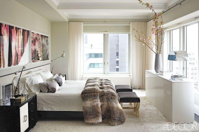 Master Bedroom: PARK AVE PENTHOUSE - kellybehun.com