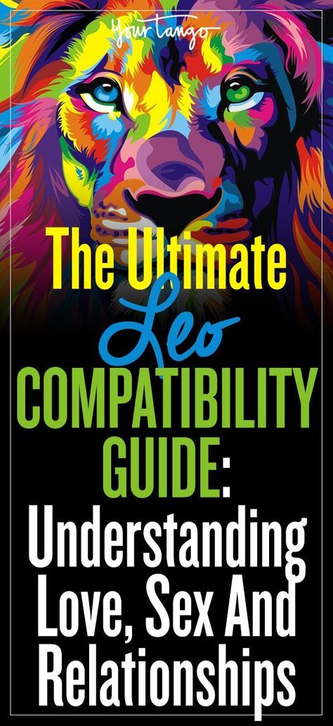 Look to astrology for a complete understanding of Leo horoscopes and love compatibility.