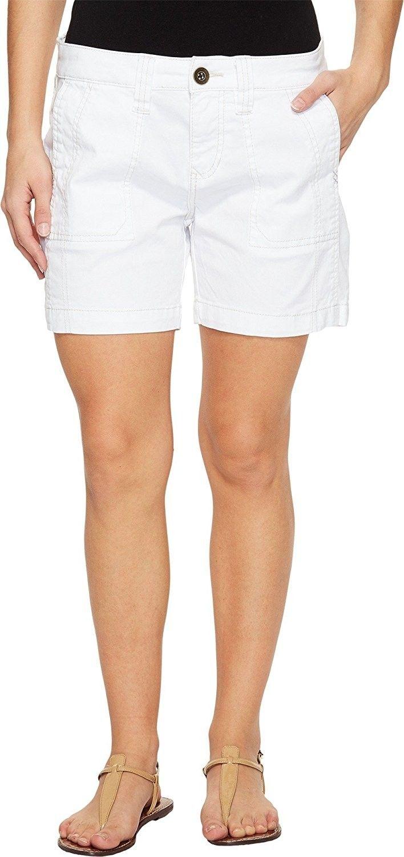 42023f7396a5 Women's Clothing, Shorts, Women's Petite Somerset Short In Bay Twill -  White - C612O4OPUNJ #women #fashion #clothing #style #outfits #Shorts # Women's ...