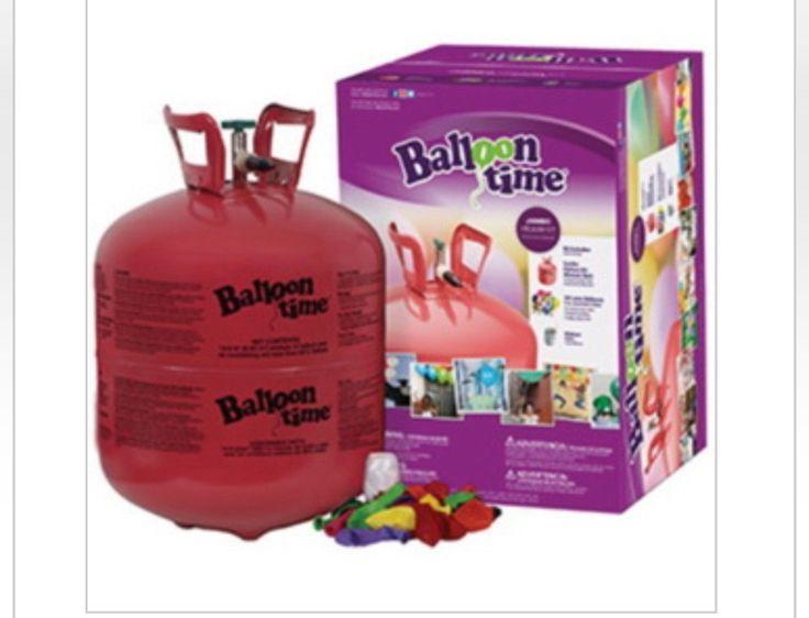 Helium Tank Balloon Kit