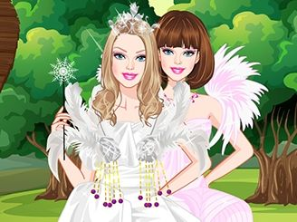 Play Barbie White Swan Bride Dress Up on http://www.barbie-games.com/barbie-white-swan-bride-dress-up/ Barbie will make a fabulous white swan bride on her wedding day. An extravagant, out of ordinary and ultra contemporary wedding dress is what she wishes for. Try all gorgeous wedding dresses on Barbie and pick the prettiest one for her to wear on the big day. Have an extraordinary time playing our newest dress up game!
