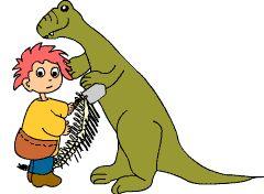 Kidsweb spezial : dinosaurus