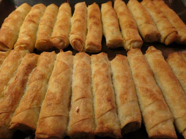 Ζουζουνομαγειρέματα: Μπουρέκια γεμιστά με πατάτα και κιμά!