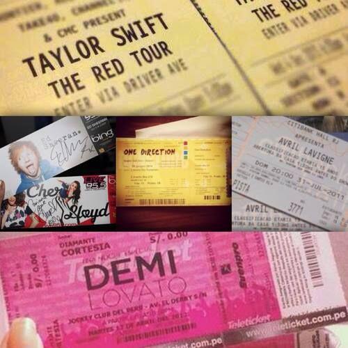 Tiiicketss