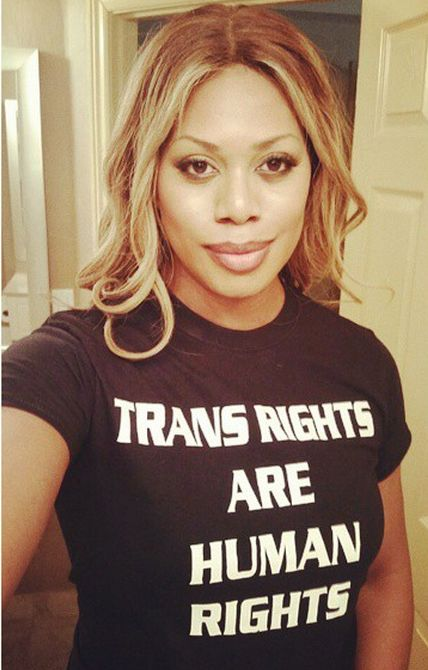 Image result for Trans Rights are Human rights meme