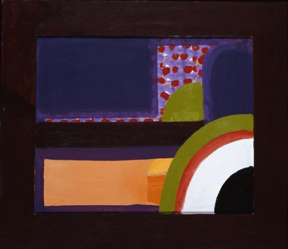Mirror · Howard Hodgkin