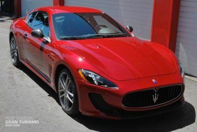 2013 Maserati GranTurismo MC  http://www.iseecars.com/used-cars/used-maserati-for-sale