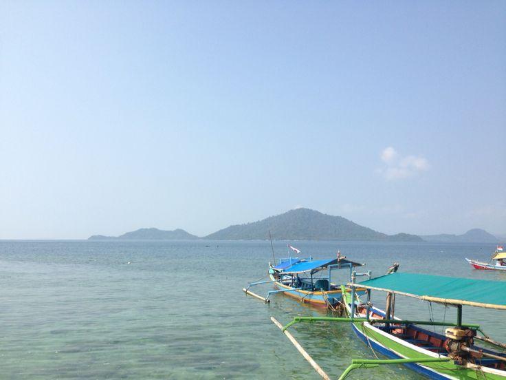 Ketapang in pahawang beach