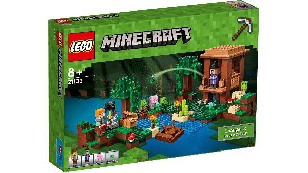 Cabaña de la Bruja - Minecraft Lego - Lego - Sets de Construcción - Sets de Construcción JulioCepeda.com