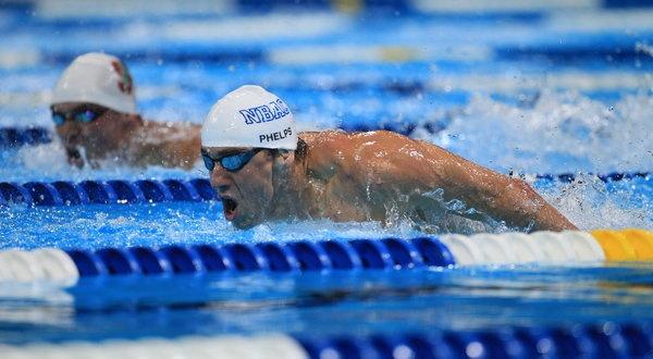 No amo la natacion ......pero admiro a Michael Phelps!!!