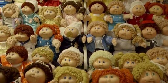 The not-so-sweet truth about cabbage patch kids: behind those iconic chubby cheeks is a disappointing story.