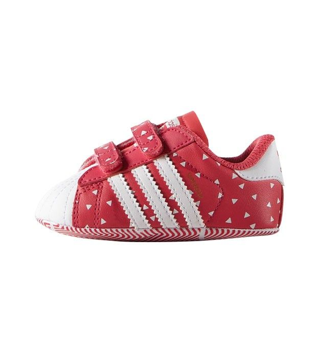 Adidas Superstar Crib Joy/White, Kids Footwear, www.oishi-m.
