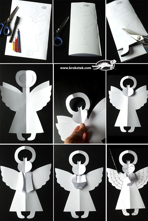 Paper angels Já no blog