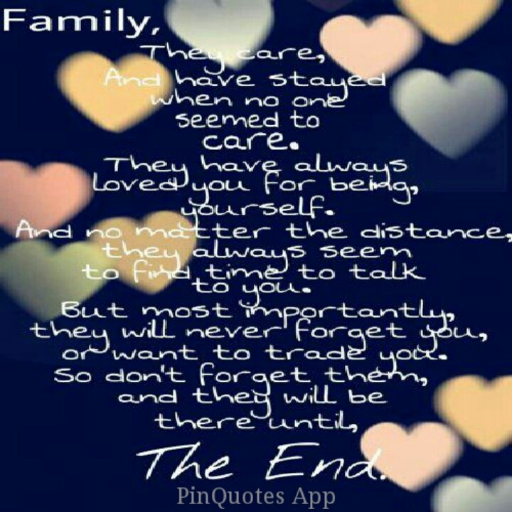 What Family Means To Me Quotes: Family And Friends Quotes. QuotesGram