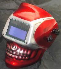 Auto Darkening Welding Helmet Skeleton
