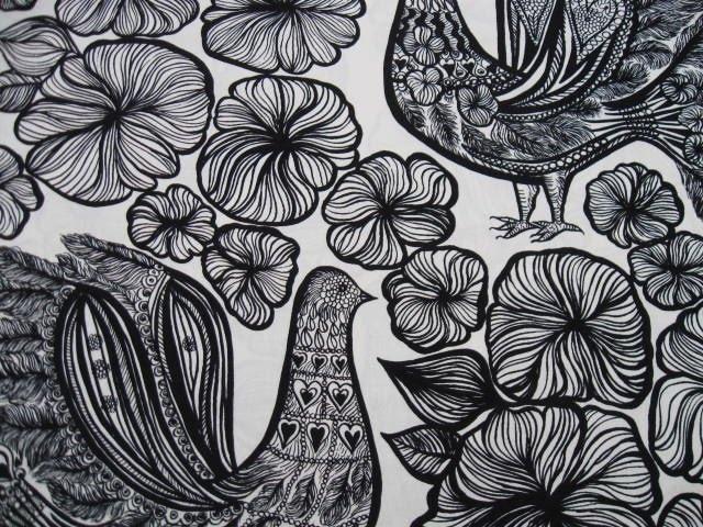 Anita Wangel, Fin-Helen fabric