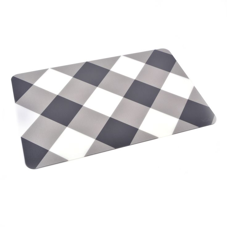 Placemats (Set of 4): Gingham