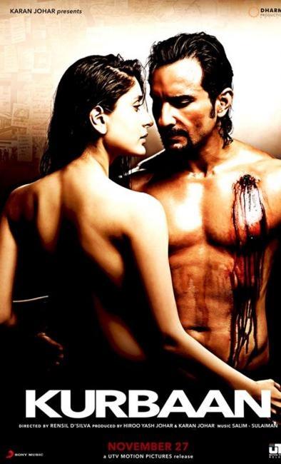 Kurbaan bollywood movie ... Watch Bollywood Entertainment on your mobile FREE : http://www.amazon.com/gp/mas/dl/android?asin=B00FO0JHRI