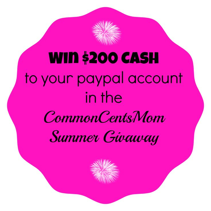 Come and enter the CommonCentsMom Summer Giveaway